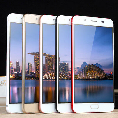 5.0'' Ultrathin Android 5.1 Quad-Core 512MB+512MB GSM WiFi Dual SIM Smartphone