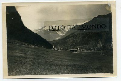 Gressoney Foto (1) Latrinite Anni '30 Aosta