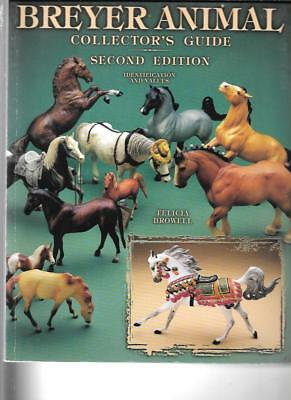 BREYER ANIMAL PRICE GUIDE by FELICIA BROWELL
