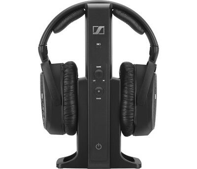 Sennheiser RS 175 Digital Wireless Headphone - Black