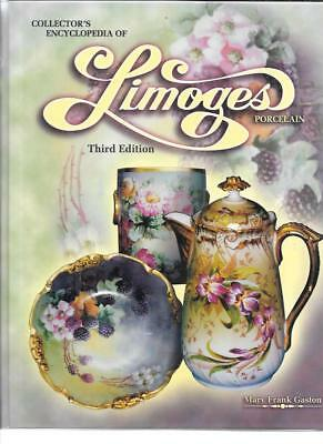 COLLECTOR'S PRICE GUIDE TO LIMOGES PORCELAIN by MARY FRANK GASTON