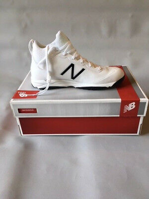 Mens Lacrosse Cleats Size SS US New Balance White / Grey