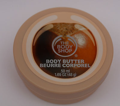 SHEA  by THE BODY SHOP - 50 ML BODY BUTTER - FRESH, UNUSED CONDITION