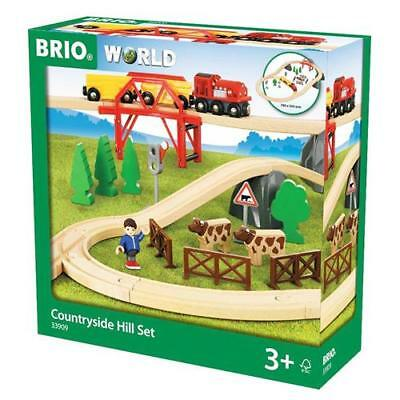 Brio 33909 Countryside Hill Set