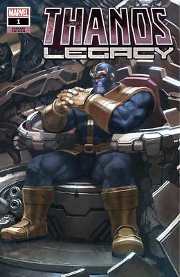 Thanos Legacy #1 Skan Srisuwan Trade Dress Variant Limited To 3000