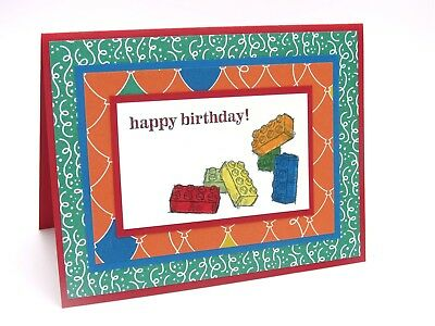 Stampin Up Birthday Card Stampin Up Cards Combined Shipping 275