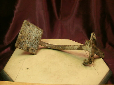 Atq/VTG Cast Iron Right Angle Heavy/Industrial Machine/Tractor Foot Pedal-F/Ship