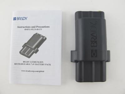 Brady BMP21-PLUS-BATT Lithium-Ion Rechargeable 7.4V Battery Pack NEW G6120161