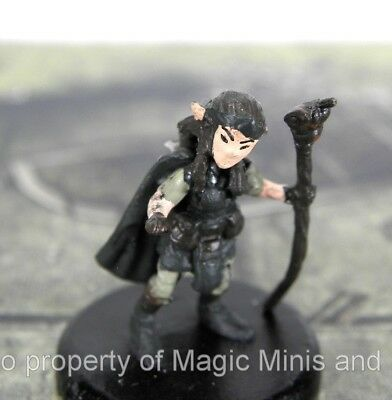 Tyranny of Dragons ~ ROCK GNOME FEMALE WIZARD #1 Icons the Realms D&D halfling