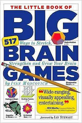 The Little Book of Big Brain Games, Ivan Moscovich