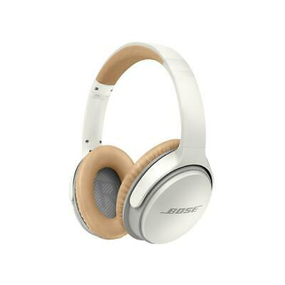 Bose SoundLink Around-Ear Wireless Headphones II with Mic, White #741158-0020