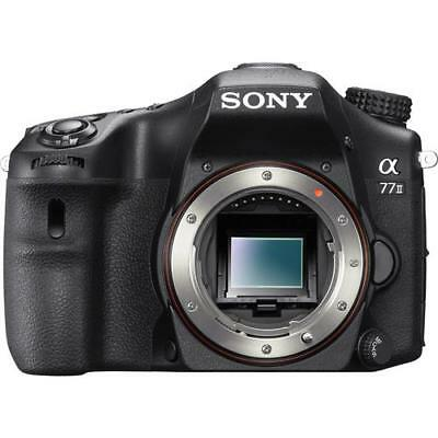 Sony Alpha 77 Mark II DSLR Body #ILCA77M2