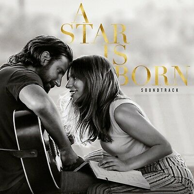 A Star Is Born Soundtrack Standard Cd New Mint Pre-Order 5.10.2018 Lady Gaga