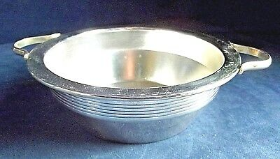 "SUPERB Large 10"" ~ ART DECO / Moderne ~ Fruit / Cake BOWL ~ c1935"