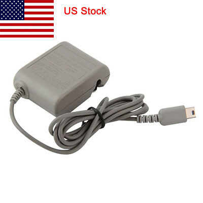 Home Wall US Plug Charger AC Power Adapter Cord for Nintendo DS Lite NDSL US