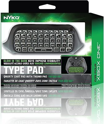 Xbox One Glow Type Pad Keypad for Microsoft Xbox One Wireless Controller NYKO
