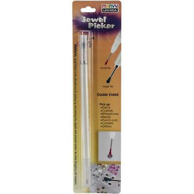Jewel Picker-Double Ended For Picking Up Crystals & Nail Art/Crafts