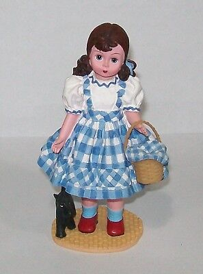 Wizard Of Oz 1999 Madame Alexander Dorothy & Toto Figurine #'d Limited Edition