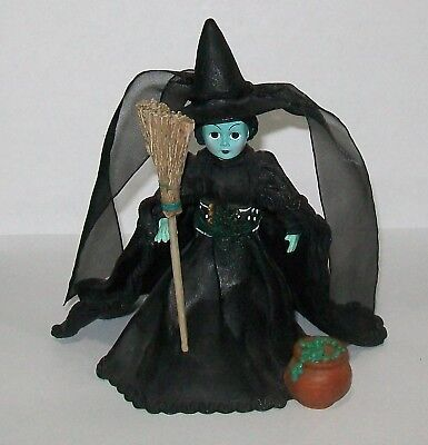 Wizard Of Oz 1999 Madame Alexander Wicked Witch Figurine #'d Limited Edition
