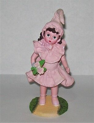 Wizard Of Oz 1999 Madame Alexander Lullaby Munchkin Figurine #'d Limited Edition