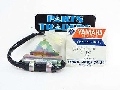 NOS Genuine Yamaha Ignition Condenser 1 TX50 XS500 TX XS 500 371-81625-10-00