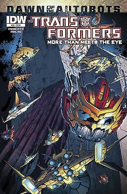 Transformers More Than Meets The Eye #30 (NM) `14 Roberts/ Milne/ LaFuentte