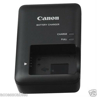 Canon CB-2LC Charger for NB-10L Battery PowerShot G1 X, G15, G16, SX50, SX40 HS