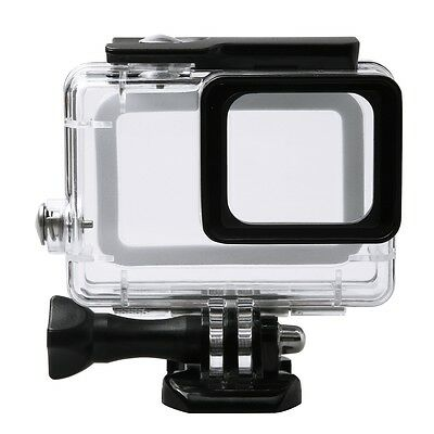 Waterproof Dive Protective Housing Case f GoPro HERO5 Black -Underwater 45 Meter