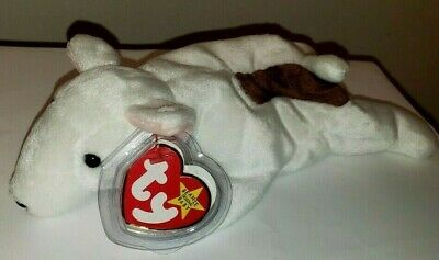 Ty Beanie Baby ~ BUTCH the Terrier Dog ~ MWMT