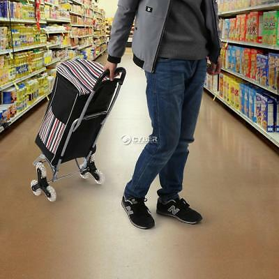Shopping Cart Liner Folding Grocery Laundry Bag Jumbo Basket Rolling Utility bag