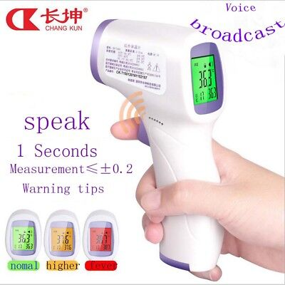 Changkun Original Infrared Thermometer Gun Non-contact Temperature Measurement