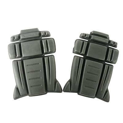 Silverline Knee Pads Inserts Lightweight Foam Soft Trousers Worker Protection