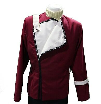 Uniform L Movie Monster Maroon Star Trek II - VI - Replica neu ungetragen