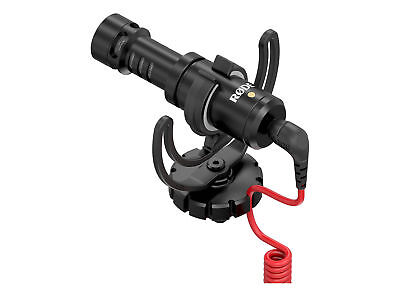 Rode VideoMicro - Compact and Lightweight On-Camera Cardiod Condenser Microphone