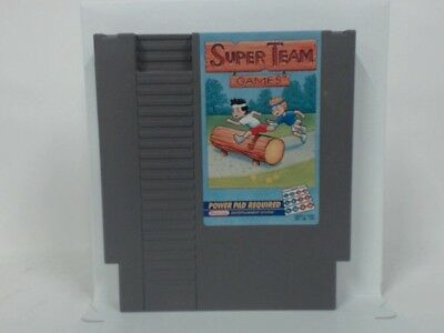 Super Team Games Nes Nintendo  Good