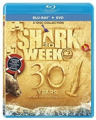 Shark Week: 30th Anniversary Collection (REGION A Blu-ray New)