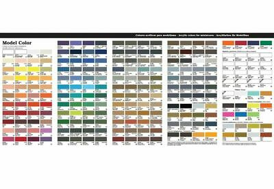 Vallejo Paints Model Color Choose Any Color