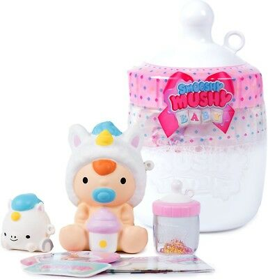 Smooshy Mushy Baby Series 1 Bottle Mystery Pack