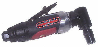 """Composite 1/4"""" Air Angle Die Grinder 4-Speed Regulator 6mm pneumatic tool right"""