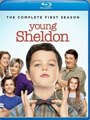 Young Sheldon: The Complete First Season (REGION A Blu-ray New)