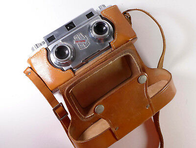 Revere 33 Stereo Camera w/nice case AS IS – RL