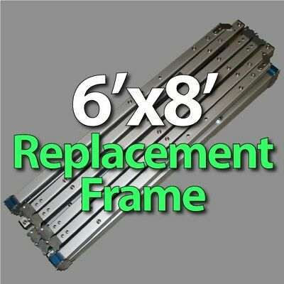 DA-LITE 89162 - FAST-FOLD DELUXE 6'x8' REPLACEMENT FRAME - AUTHORIZED RESELLER