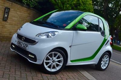 2012 Smart Fortwo E Electric Drive 2dr 55kw