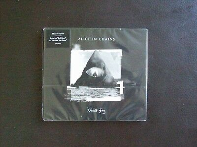 Alice In Chains Rainier Fog Amazon Signed Edition.....NEW & SEALED