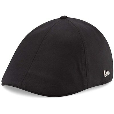 Detroit Lions New Era Suiting Duckbill Fitted Hat - Black