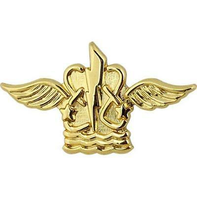 USN Navy Collar Device Aviation Operations Technician   (Made in USA)