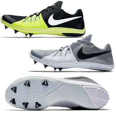 in stock 304b1 90ee0 New Nike Zoom Forever XC 5 Mens Track Field Spikes Cross Country Running  Shoes