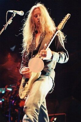 Alice In Chains Jerry Cantrell 10 - 4X6 Color Concert Photo Set #2Aa