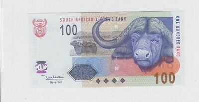 South Africa one old 100 rand note uncirculated