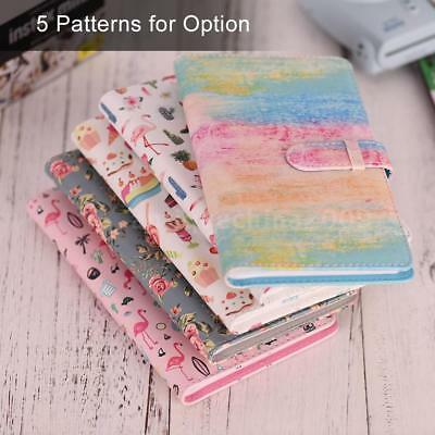 96 Mini Photo Album Book Album for Fujifilm Instax Mini 9 8 7s 70 25 Film Camera